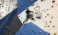 Isabel Choat's son climbing at High Sports in Brighton Indoor Climbing, Sport Climbing, Brighton, Train Station, Centre, Sports, Kids, Hs Sports, Young Children