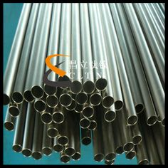 Seamless gr2 titanium pipe for heat exchanger Skype: coco521187 coco@bjchangli.com.cn