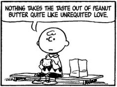 Charlie brown unrequited love quotes