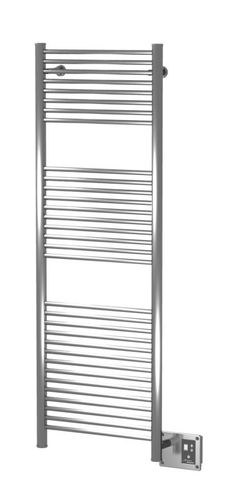 Amba Products Towel Warmer A 2056 B - Brushed Heated Towel Bar, Towel Warmer, Order Photos, Installation Manual, Wet Rooms, Towel Rail, Mold And Mildew, Heating Systems, Storage Spaces