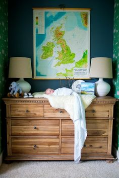 abode love: a man's home is his wife's castle: lochlan's newborn photos