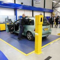 Werkstatt Werkstattboden Werkstattbodenbelag PVCBoden PVC - Industrie pvc fliesen