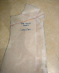 Full Bust Alterations (or Adjustments) ~ FBA « Sew,Mama,Sew! Blog