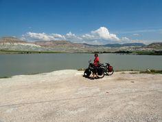 Cycling in Turkey. A beautiful trip (Güzel bir yolculuk bisikletle Türki...