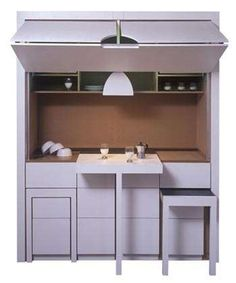 Flat Pack Kitchens Furniture For Small SpacesCompact