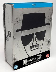 Breaking Bad: The Complete Series Collectors Edition Tin [Blu-ray] @ niftywarehouse.com #NiftyWarehouse #BreakingBad #AMC #Show #TV #Shows #Gifts #Merchandise #WalterWhite