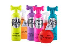 The best dog shampoo ever!! Google Image Result for http://dogmilk.designmilk.netdna-cdn.com/images/2010/03/pet-head-products.jpg