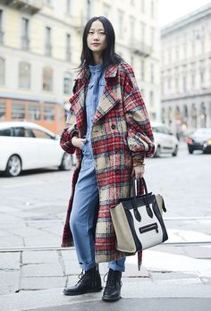Plaid Outfits: 23 Ways to Wear Plaid | StyleCaster