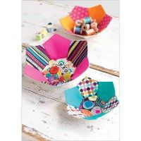 Fabric Nesting Bowls   InterweaveStore.com