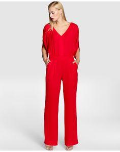 Red jumpsuit...Love it