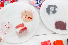 These Kool-Aid Marshmallow Pops are the easiest summer snack idea! Summer Snacks, Easy Snacks, Kool Aid Packets, Coconut Peanut Butter, Sugar Crystals, Marshmallow Pops, Lollipop Sticks, Sweet, Recipes
