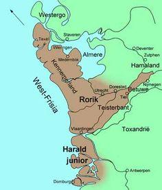 Dorestad onthuld, de geschiedenis van Dorestad