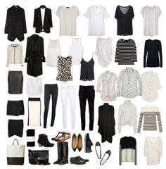 Black and white magic | coffeestainedcashmere