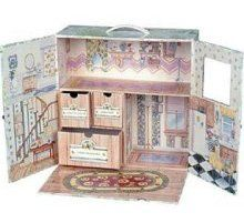 Calico Critters Calico Carry Case - Free Shipping