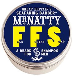 Shop Face Forest Beard Shampoo Puck from MR. NATTY and hundreds of other Men products at Smallflower Best Beard Shampoo, Mens Shampoo, Beard Growth, Beard Care, Moustaches, Superior Hair, Beard Soap, Straight Razor Shaving, Skin Treatments