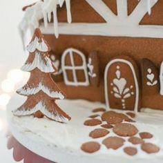 Gingerbread Cobblestones DIY