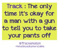 Funny Cross Country problems - Google Search @Mikayla Carson Carson Carson Carson Gormley I thought you might enjoy this!