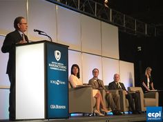 South Carolina Manufacturing Conference Mark Dreyfus  #ECPIUniversity #Manufacturing #Mechatronics  http://www.ecpi.edu/blog/ecpi-university-presents-manufacturing-award-sc-conference