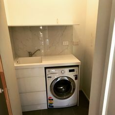 28 European Laundry Room To Copy Today - Futuristic Interior Designs Technology Laundry Cupboard, Laundry Room, Bathroom Renovations Melbourne, European Laundry, Futuristic Interior, Study Nook, Small Laundry, Cheap Home Decor, Powder Room