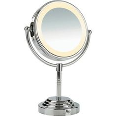 1000 ideas about conair lighted mirror on pinterest lighted mirror pewter. Black Bedroom Furniture Sets. Home Design Ideas