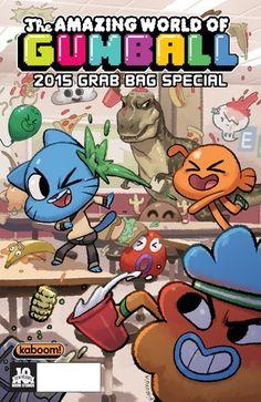 Amazing World of Gumball Grab Bag # 2018 NM Stock Image Boom