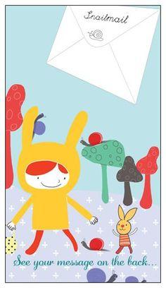 Notecards Snailmail