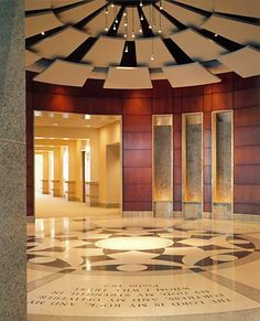 First Baptist Church Welcome Center, Jacksonville, FL - Rink Design Partnership (Glenn Dasher)