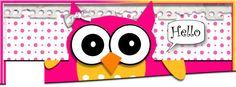 Owl hello