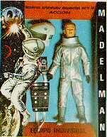 Astronauta 2001