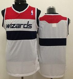 Washington Wizards Blank White Swingman Jersey c2a40b58c