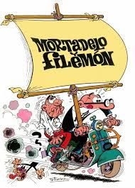 Mortadelo y Filemon (Francisco Ibáñez)