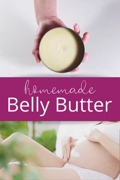 Make belly butter a daily ritual once you find out you're pregnant or once you start trying to get pregnant. This homemade belly butter recipe will help prevent stretch marks during pregnancy. Shelf Life: 1 year  Benefits: Cocoa butter penetrates deep into the epidermis, to hydrate multiple layers of your skin. Vitamin E oil firms the skin and helps with skin's elasticity. Both have been said to help prevent stretch marks. Stretch Marks During Pregnancy, Prevent Stretch Marks, Green Living Tips, Butter Recipe, Green Cleaning, Beauty Recipe, Cocoa Butter, Natural Living, Vitamin E