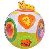 Smartcraft Colorful And Attractive Funny Cottage Educational Toy Learning House Baby Birthday Gift For 1 Baby Birthday Gifts Toddler Education Animal Sounds