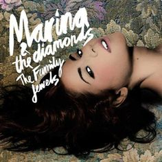 One of my ABSOLUTE FAVORITE ARTISTS. She has an amazing voice, incredible style, and spunk and sass that could kill a dragon. She is amazing!!! MARINA  THE DIAMONDS