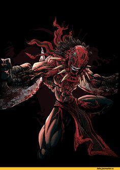 Strygwyr the Bloodseeker,Dota,фэндомы,песочница