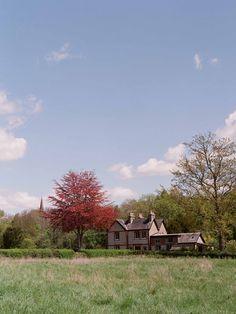 Vanessa Jackman: Weekend Life....A Walk in the English Countryside (Surrey) - Westhumble circular walk; Polesden Lacey estate