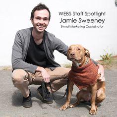 WEBS Staff Spotlight – Jamie Sweeney, E-mail Marketing Coordinator