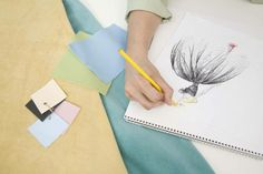 How to Sketch Fashion Designs with Rain Blanken, DIY Fashion Expert. color fashion, how to sketch fashion, diy fashion, fashion sketches, chevrolet, design pictur, colors, fashion designers, fashion expert