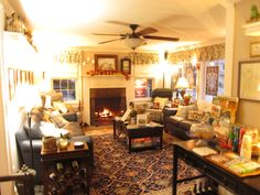 Phineas Swann B & B in Montgomery Center, Vermont. Photographed by Tim Prevett