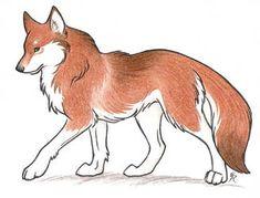 Tahlin Wolf by WildSpiritWolf