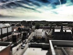Warrington, Cheshire.