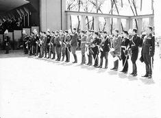 Parada Militara in Cotroceni - 10 mai 1937 Dolores Park, Concert, Travel, Military, Viajes, Recital, Trips, Concerts, Tourism