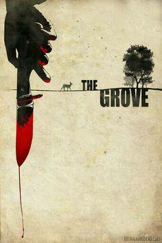 The Walking Dead Artwork 3x14 the grove...... !!!!