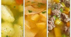 18 db házilag készített friss levesbetét