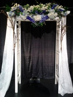Black Bear Casino Resort Northlandspecialevents.com An option for decorating the Otter Creek Event Center at Black Bear Casino Resort. #MYPLACEforWeddings #MYPLACEforEvents #BlackBearCasinoResort #Wedding