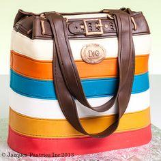 Pocketbook Fashion Cake
