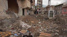 Af Örgütü: Türkiye'de 500 bine yakın kişi göçe zorlandı