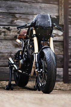 The discovery of new shops and custom bikes is by far the best part of our jobs. Waking up each morning to emails containing virtual goldmines of moto coolness is a privilege, and one that we'll just never tire of...