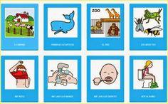 Jugando y aprendiendo juntos: Pictosonidos: Potenciando la comunicación oral. Aplicación para el trabajo del vocabulario mediante pictogramas.