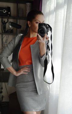 Марина| Новый взгляд на офисный стиль | Челябинск | LookBook